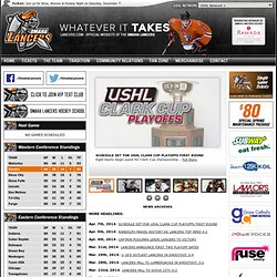 Omaha Lancers (Design, Hosting, Registration & Administration tools by esportsdeskpro.com)