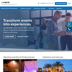 Online Event Registration Software, Event Management, and Survey Solutions | Create Registration Forms and Event Websites