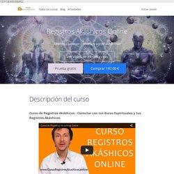 Registros Akáshicos Online