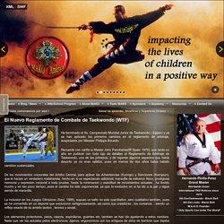 El Nuevo Reglamento de Combate de Taekwondo (WTF) - MAKO americaMAKO america