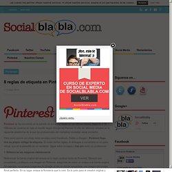 8 reglas de etiqueta en Pinterest