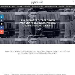 Las 6 reglas de George Orwell para una prosa clara, precisa y, sobre todo, inteligente