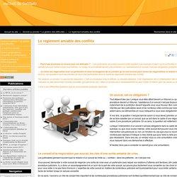 Le règlement amiable des conflits - HaCkeD By GaSSpEr