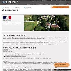 Découvrez le cadre légal de l'utilisation des drones dédiés à la prise de vue sur notre site