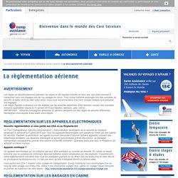 Réglementation aérienne, bagage cabine dans l'avion…
