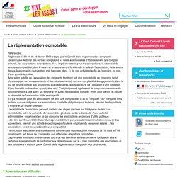 La réglementation comptable - associations.gouv.fr