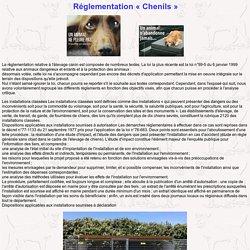 Réglementation « Chenils »