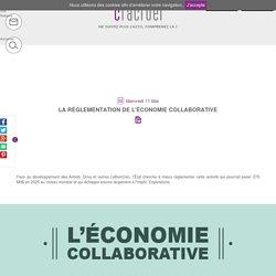 La réglementation de l'économie collaborative