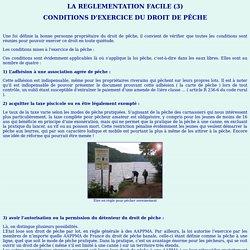 Réglementation facile (3)