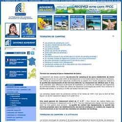 La réglementation des terrains de camping en France - Fédération Française de Camping et de Caravaning