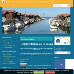 Réglementation sur le Bassin