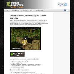 Tráfico de Fauna, el videojuego de Cuenta regresiva