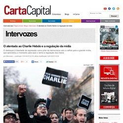 O atentado ao Charlie Hebdo e a regulação da mídia