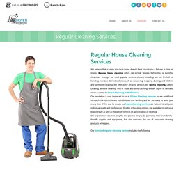 Spring Cleaners - Best Spring Cleaning Melbourne