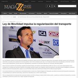 Ley de Movilidad impulsa la regularización del transporte