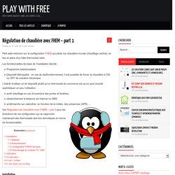 Régulation de chaudière avec FHEM – part 1 – Play With Free