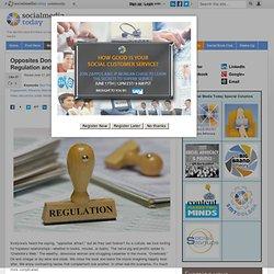 Social Media and Regulation Possibilities