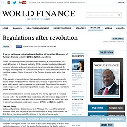 Regulations after revolution