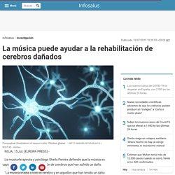 La música puede ayudar a la rehabilitación de cerebros dañados