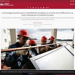 La Estrategia española para la rehabilitación energética en el sector de la edificación es la mejor valorada por la Comisión Europea