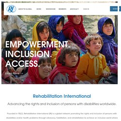 Rehabilitation International
