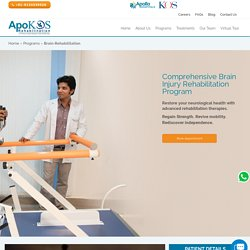Brain rehabilitation specialist in India