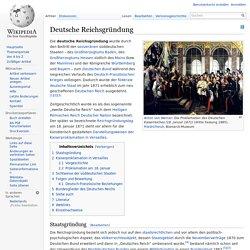 Deutsche Reichsgründung