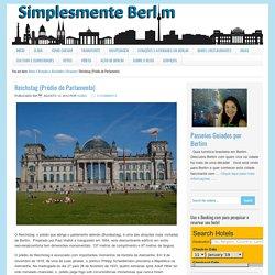 Reichstag (Prédio do Parlamento)