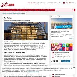 Reichstag - visitBerlin.de