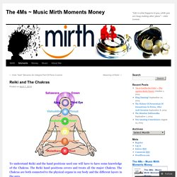 The 4Ms ~ Music Mirth Moments Money