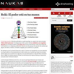 Reiki: El poder está en tus manos