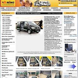 Reimo VW T5 Weekender Plus - Bilder
