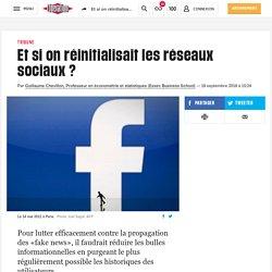 (16) Et si on réinitialisait les réseaux sociaux? - Libération