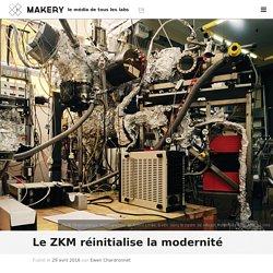 Le ZKM réinitialise la modernité : Makery