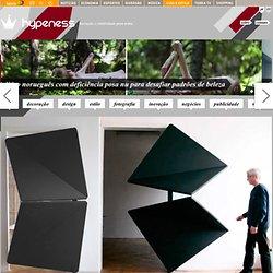 Designer reinventa a porta e o resultado é muito mais legal do que poderíamos imaginar