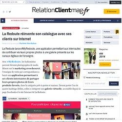 La Redoute réinvente son catalogue avec ses clients sur Internet