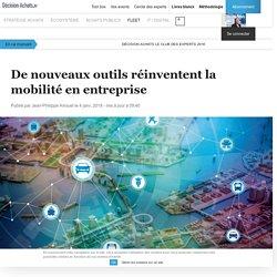 De nouveaux outils réinventent la mobilité en entreprise