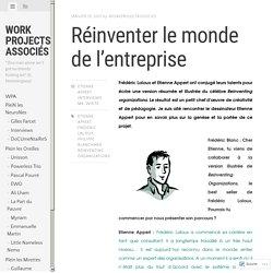 Réinventer le monde de l'entreprise