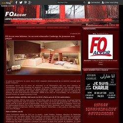 FO Accor vous informe: Accor veut réinventer l'auberge de jeunesse avec Jo&Joe - Syndicat FO Accor
