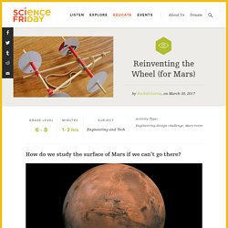 Reinventing the Wheel (for Mars)