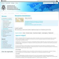 Reisadvies Oezbekistan - Reisadviezen