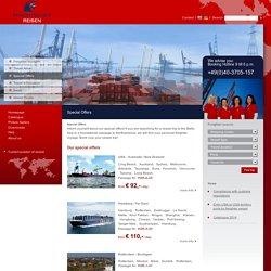 Hamburg Süd Reiseagentur GmbH - Departement Freighter Voyages