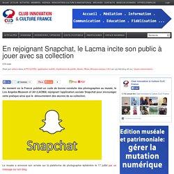 En rejoignant Snapchat, le Lacma incite son public à jouer avec sa collection