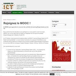 Rejoignez le MOOC !