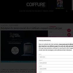 Rejoignez le mouvement des Coiffeurs engagés 100% air pur - Coiffure de Paris