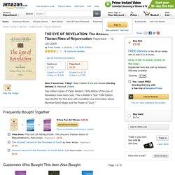 Amazon Uk - THE EYE OF REVELATION - 1946 Edition