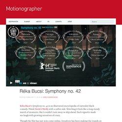 Réka Bucsi: Symphony no. 42