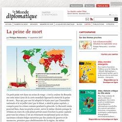 La peine de mort, par Philippe Rekacewicz (Le Monde diplomatique, septembre 2007)