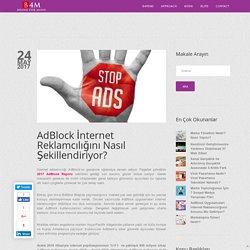 AdBlock İnternet Reklamcılığını Nasıl Şekillendiriyor?