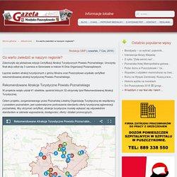 Rekomendowane Atrakcje Turystyczne Powiatu Poznańskiego